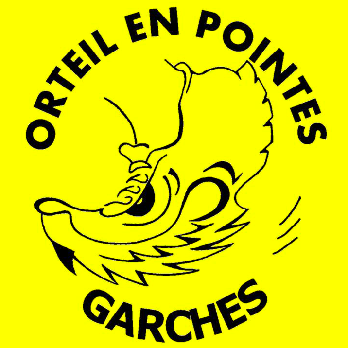 Orteil en Pointes logo